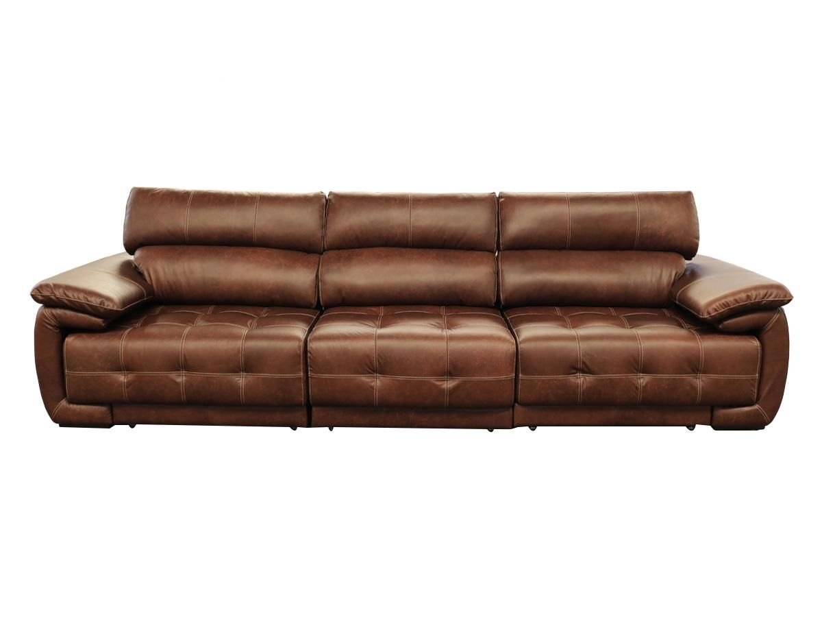 Tremendous Sofa Retratil E Reclinavel De Couro Filipinas Mempra 3 Modulos Evergreenethics Interior Chair Design Evergreenethicsorg